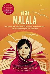Yo soy malala ) par Malala Yousafzai