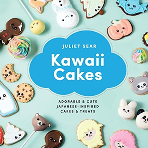 le and cute Japanese-inspired cakes and treats ()
