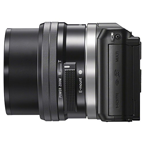 Deals For Sony a5000 (Alpha 5000) ILCE-5000Y – digital camera 16-50mm and 55-210mm lenses Special