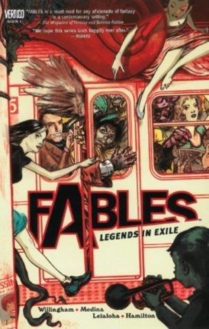 Fables: Legends in Exile (Vertigo): Written by Bill Willingham, 2003 Edition, Publisher: Titan Books Ltd [Paperback]