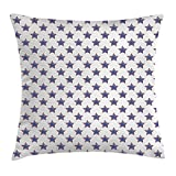 Best Chaises Office Star Patio - OQUYCZ Star Throw Pillow Cushion Cover, Stars Pattern Review