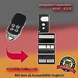 Handsender 433.92 MHz für 4330E – 4335E Antriebe