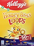 Kellogg's Honey Bsss Loops, 375 g