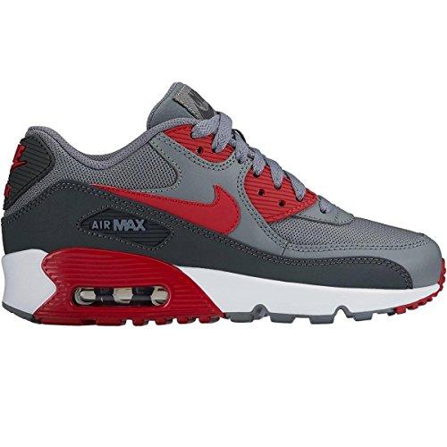 Nike Jungen Schuhe Leder (Nike Jungen 833418-007 Turnschuhe, 37,5 EU)