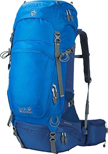 Jack Wolfskin Wanderrucksack Highland Trail 48 Blau