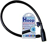 Oxford Hoop Essential Cable Lock - Black