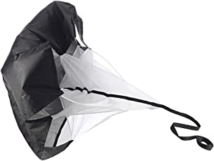 SAHNI SPORTS Polyester Running Parachute Large, 56 inch, Multi-Color