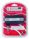 Kinsman KAC701 Super Lead Mini-ampli Casque Noir