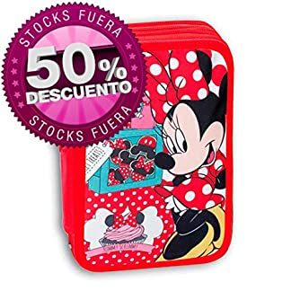 Plumier Minnie Disney Cake triple