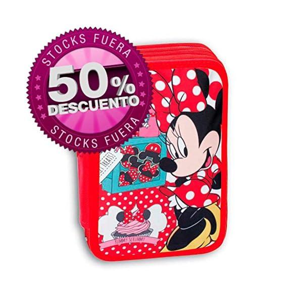Plumier Minnie Disney Cake triple