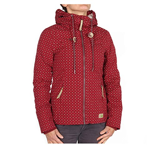 Ragwear Tindra B Organic Wine Red Rouge