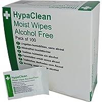Moist Wipes Alcohol Free PK100