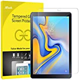 JETech Schutzfolie für Galaxy Tab A 10.5 Zoll 2018 (SM-T590/T595/T597), Panzerglas Displayschutzfolie