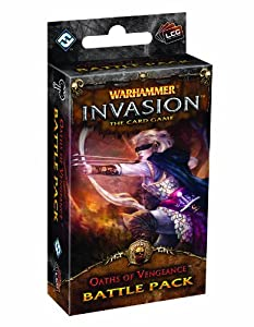 Warhammer - 331,345 - Card Game - Invasion - juramentos de venganza