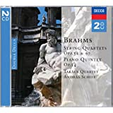 Brahms: String Quartets & Piano Quintet