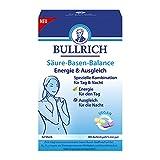 Bullrich Energie und Ausgleich, Vegan, Säure-Basen-Haushalt, basische Tabletten, Nahrungsergänzung, 14 + 28 Basentabletten