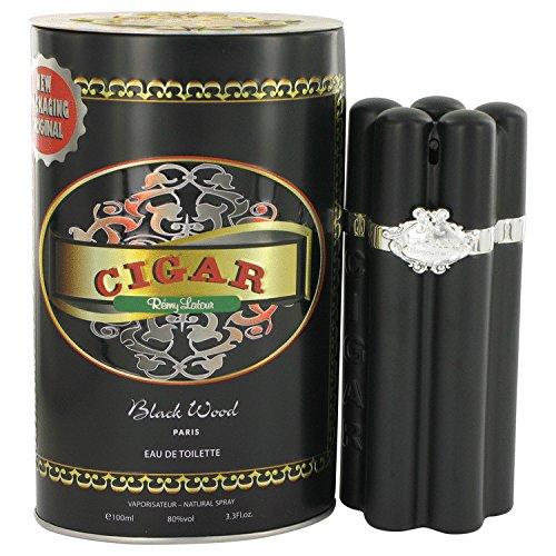 REMY LATOUR Cigare Sp en Bois Eau de Toilette pour Homme Noir 100 ml