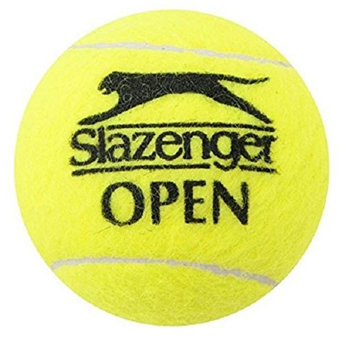 Slazenger Open Tennis Ball - 4 Ball Tube