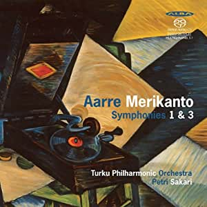 Symphonies 1 & 3 - Turku Philharmonic Orchestra