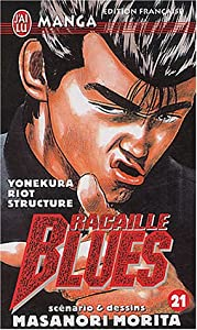 Racaille Blues Edition simple Tome 21