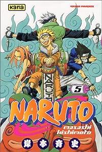 Naruto Edition simple Tome 5