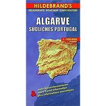 Carte routière : Algarve, Südportugal, N° 6