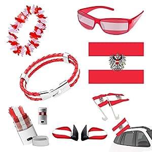Taffstyle® Fan Set Fanartikel Österreich