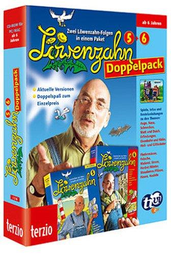 Löwenzahn Doppelpack 5+6 (PC+MAC)