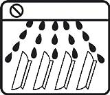 chg 3187-00 Tischabfalleimer Höhe: 13,0 cm Durchmesser: 9,5 cm - 5