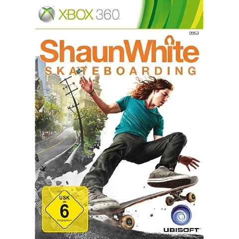 Shaun White Skateboarding [Importación alemana]