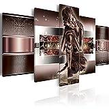 murando - Cuadro en Lienzo 200x100 cm - Buda - Abstraccion - Impresion en calidad fotografica - Cuadro en lienzo tejido-no tejido - 020113-290