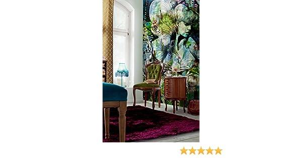 Aphrodite/'s Jardin Papier Peint Photo 254x184cm Chambre à Coucher MuralNon Adhésif