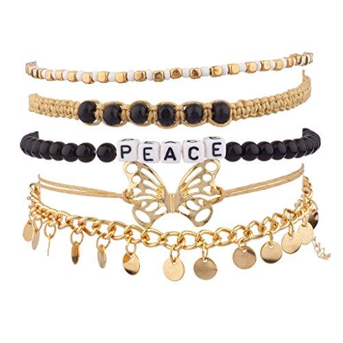 lux-zubehor-seed-bead-block-peace-schmetterling-gypsy-boho-disc-schwarz-woven-kette-link-arm-candy-b