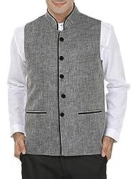 Wintage Men's Rayon Waistcoat