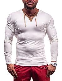 RONIDA Herren Longsleeve T-shirt Figurbetont Langarm NEW! 4663