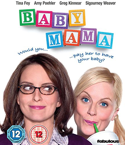 Baby Mama [Blu-ray] [UK Import] - Ray Blu Mama Baby