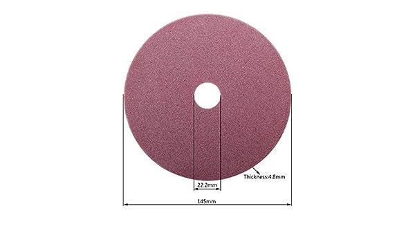 Outer Diameter : 01 145mm d/épaisseur Coupe 3.2//4.5mm de Bord et cha/îne de Polissage Dents de scie X-Xiazhi-wj Meuleuse de Diamant de Taille-cha/îne /électrique for tron/çonneuse 98//105