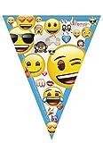 Emoji-Dekoration, Partyzubehör...