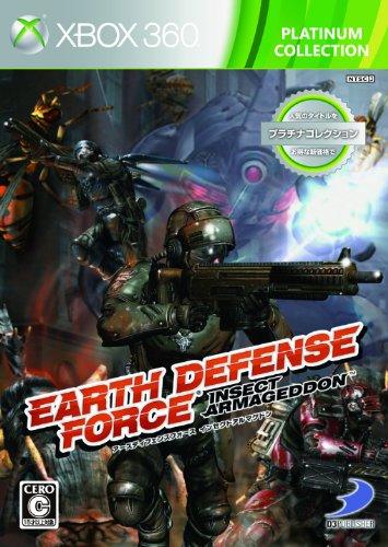 Occasion, Earth Defense Force: Insect Armageddon (Platinum Collection)[Import d'occasion  Livré partout en Belgique