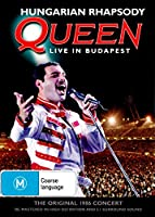 Queen - Hungarian Rhapsody : Live in Budapest [Import italien]