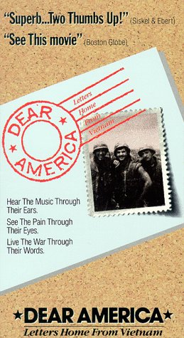 Dear America: Letters Home from Vietnam [VHS] (Letters Home From Vietnam)
