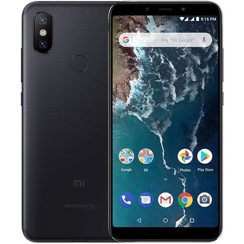 Xiaomi Mi A2 Dual SIM 4GB/64GB Smartphone International Version - Black