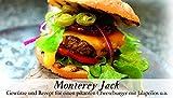 Monterey Jack Burger – 8 Gewürze Set für den pikanten Cheeseburger (51g) – in einem schönen Holzkästchen – mit Rezept und Einkaufsliste – Geschenkidee für Feinschmecker von Feuer & Glas