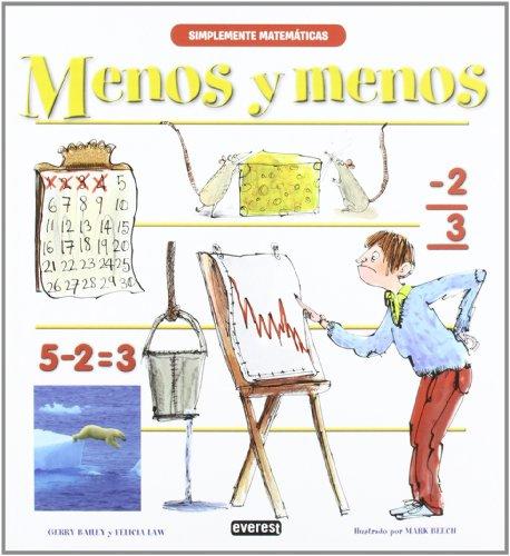 Simplemente Matemáticas. Menos y menos por Law  Felicia