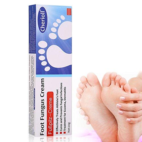Crema de pie de atleta, trata eficazmente el pie...