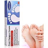 Crema de pie de atleta, trata eficazmente el pie del pie, cura y previene las infecciones fúngicas20g