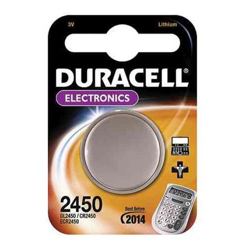 DURACELL Lot de 10 Piles bouton lithium\