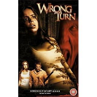 Wrong Turn [VHS]