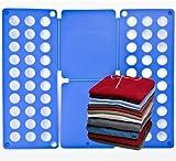 Flip & Fold Adult T-Shirt Top Clothes Folder - Crease Free Folder in a few Easy Steps