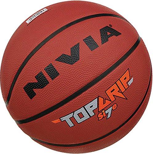 Nivia Grip Well Basketball, Size 7